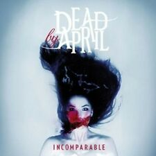 """DEAD BY APRIL """"INCOMPARABLE"""" CD NEW+"""