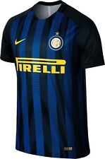 Inter Milan 2016-17 player home shirt by Nike - Adult S RRP of £100