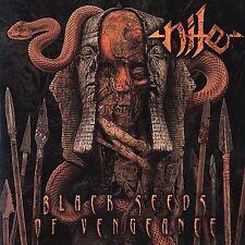NEW Black Seeds of Vengeance [Vinyl]