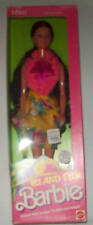 1987  ISLAND FUN MIKO Barbie MIB!