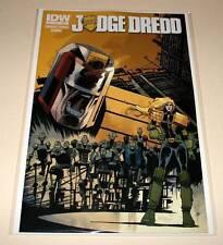 JUDGE DREDD # 11 Cover A  IDW Comic  Sept 2013  1st Print  NM