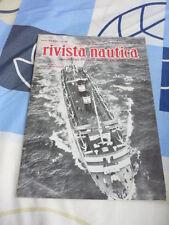 RIVISTA NAUTICA FONDATA NEL 1892 N. 21 NOVEMBRE 1939