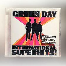 Green Day - International Superhits Música Cd Álbum
