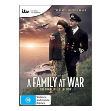 A Family at War: The Complete Collection Series 1 - 3 DVD (22 Disc Set) New