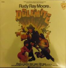 Rudy Ray Moore Dolemite OST LP Generation International Re-issue Blaxploitation