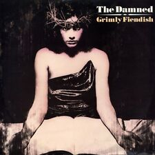 The Damned-Grimly Fiendish /UK Original 12inch1985 /MCA Records ‎GRIMT 1 / EX/EX