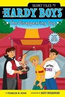 The Disappearing Dog (Hardy Boys: The Secret Files) by Dixon, Franklin W.