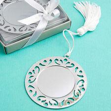 60 - Perfectly Plain Damask Design Bookmarks - Wedding Favor