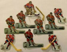 COLECO EAGLE TOYS MONTREAL CANADIENS TIN MAN TABLE HOCKEY GAME PLAYERS CANADIANS