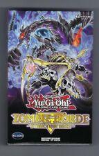 Yugioh Zombie Horde Structure Deck 2018 1st Edition