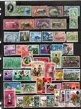 Trinidad & Tobago  1953-75 selection to $1.20 used