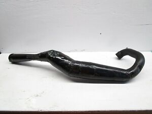 77 Bultaco Pursang 370 MK10 193 used Exhaust Pipe Expansion Chamber