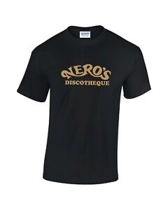 Hillfield Trading Nero's Discotheque Portsmouth T Shirt  -R1