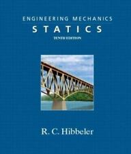 Engineering Mechanics - Statics (10th Edition), Very Good Books