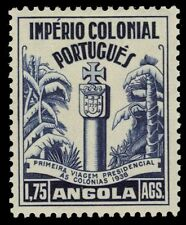 ANGOLA 293 (Mi264) - Portuguese State Visit (pa64748)