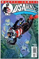 USAgent #2 (Marvel, 2001) NM