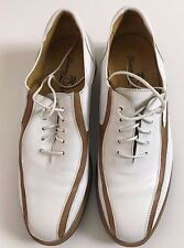 Tommy Bahama Women's White  Golf Shoes  Size 7M   Leather