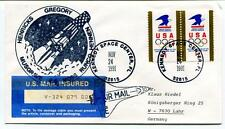 1991 Henricks Gregory Musgrave 44 Voss Runco Hennen Kennedy Space Center USA
