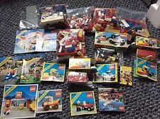 vintage lego 1980s bundle