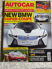 September Autocar Cars, 2000s Magazines