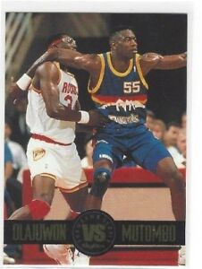 1993-94 SKYBOX PREMIUM BASKETBALL SHOWDOWN SERIES INSERT SINGLES
