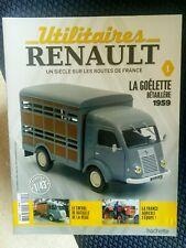 Hachette Utilitaires Renault partwork Part 1 Magazine only