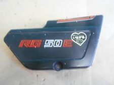 Suzuki RG50E right side cover