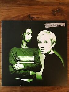 The Charlatans - Up To Your Hips LP 1994