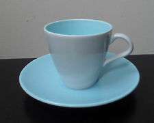 Earthenware British 1960-1979 Poole Pottery Cups & Saucers
