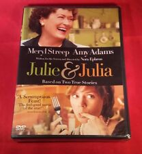 Julie & Julia (DVD, Meryl Streep, Amy Adams)