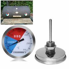 DE Thermometer für Räucherofen BBQ Smoker Grill Barbecue Räucherthermometer 300℃