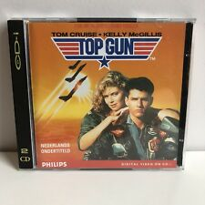 TOP GUN PHILIPS CD-i VIDEO CD WITH DUTCH SUBS