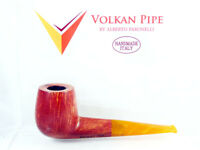 """PIPA VOLKAN RADICA Alberto Paronelli """"1 stella"""" Tobacco Pipe pfeife handmade"""