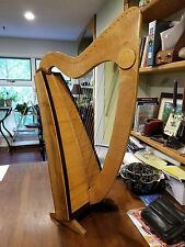 Hand-crafted Celtic Harp