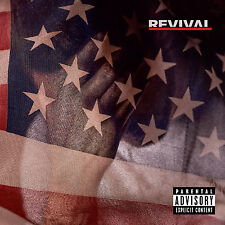 Eminem - Revival CD Album 19 Tracks 2017 Beyonce Ed Sheeran Alicia Keys