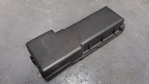 For Toyota Camry 36 08/2002 - 05/2006 - V6 - Relay & Fuse Box Lid