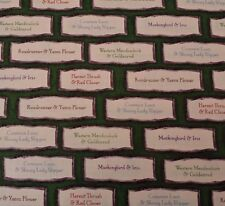 State Beauties VIP Exclusive BTY Names on Plaques Green State Bird & Flower