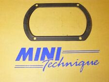 classic mini fixing securing  bracket for rubber gear stick gaiter.