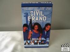 Civil Brand (VHS, 2004) Lisa Raye Monica Calhoun Clifton Powell Mos Def