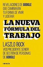 La Nueva Formula del Trabajo (Paperback or Softback)