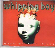 (EN54) Whipping Boy, When We Were Young - 1995 DJ CD