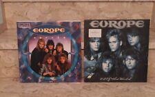 Europe LP Colección/1 LP & maxi