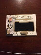 13-14 Panini Dominion Mammoth Beau Bennett Patch Hockey Card #M-BB 21/50 Mint