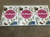 Wii Party (Nintendo Wii, 2010) CIB