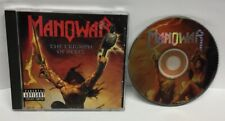"Manowar ""The Triumph Of Steel"" CD Atlantic Records 7-82423-2"