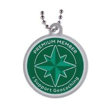 Geocaching Travel Tag 4 Premium Member Collection