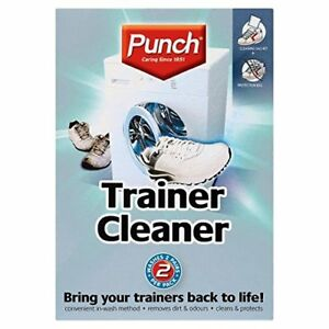 Brand New Punch Trainer Cleaner Kit Cleans and Protect Dirt Odours Sachet Bag