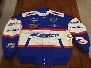 1999 Vintage NASCAR Dale Earnhardt Jr. AC DELCO JACKET Small MINT new w/tag