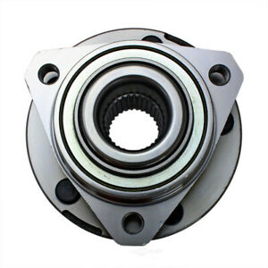 Wheel Bearing and Hub Assembly-w/o ABS Front CRS Automotive Parts NT513215