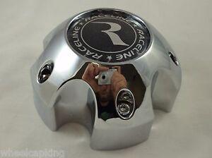Raceline Wheels Chrome Custom Wheel Center Cap # PD-CAPSX-P981-5H1 (5X127)